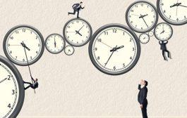 تکنیک های برتر مدیریت زمان - 1