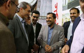 نمایشگاه دستاوردهای آموزشی/حضور باشکوه آموزشگاه علوم ایران